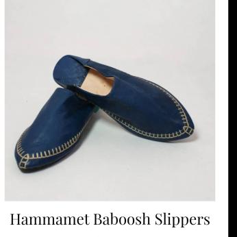 Hammamet Baboosh Slides