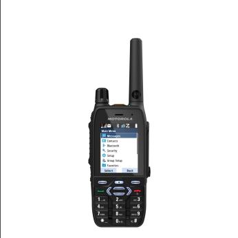 MXP600 TETRA Portable Radio