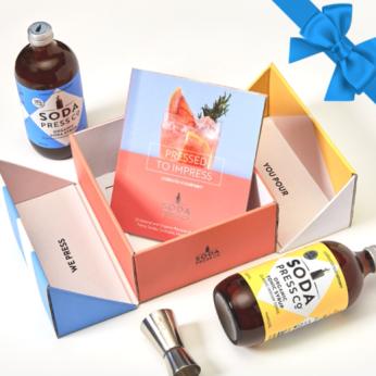 Soda Press Mixology Kit