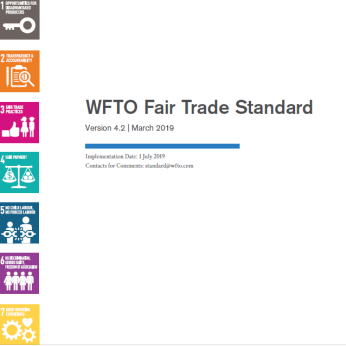 WFTO Fair Trade Standard