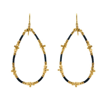 Byzantine Beauty Earrings - FASHION COLLECTION