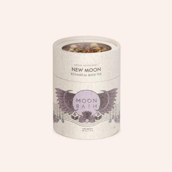NEW MOON   Botanical Bath Tea