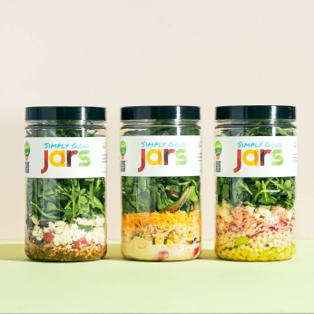 Salads with 12+ days of Shelf Life (and growing)