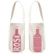Rose Wine Tote