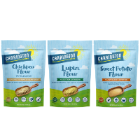 New Gluten Free Flours