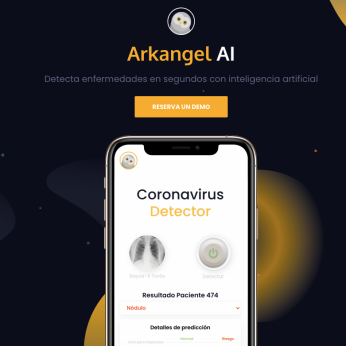 Arkangel AI: AI Detection Software