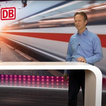 Deutsche Bahn - Flexible Optimierung auf die Schiene gebracht (German)