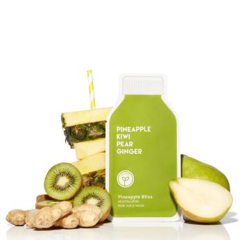 Pineapple Bliss Revitalizing Raw Juice Sheet Mask