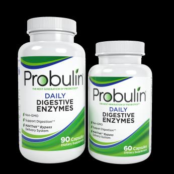 Probulin® Daily Digestive Enzymes