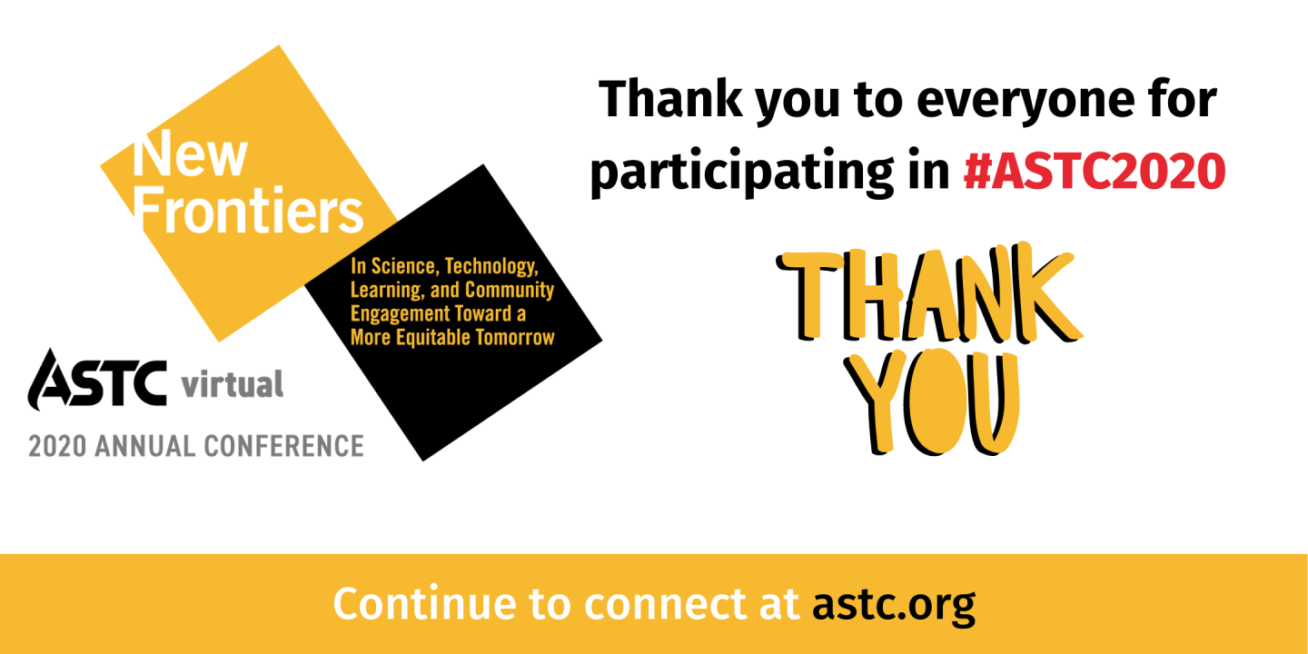 ASTC Virtual 2020 Annual Conference