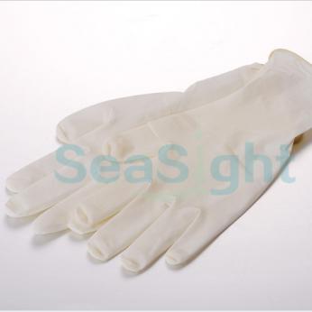 SH0803 Latex Examination Gloves