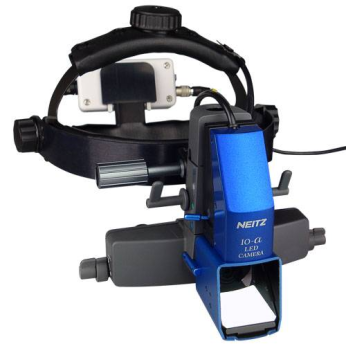 Binocular Indirect Ophthalmoscope with Camera