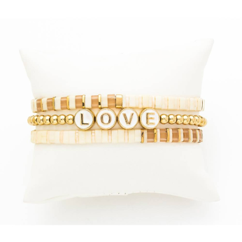 Deco Love Bracelets