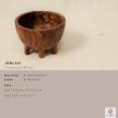 Handcraft Wooden Bowl - IRBL521