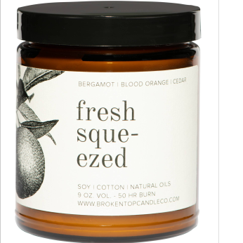 Fresh Squeezed 9oz Candle