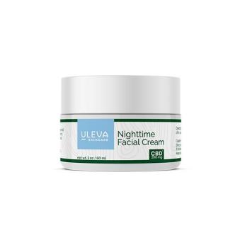 Uleva Nighttime Facial Cream