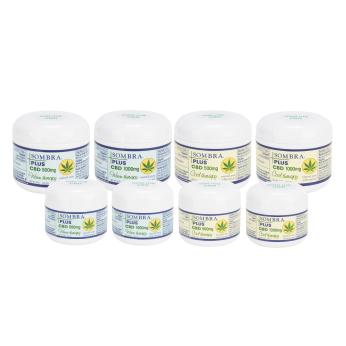Sombra® PLUS CBD Natural Pain Relieving Gels