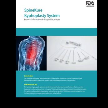 SPINEKURE KYPHOPLASTY SYSTEM