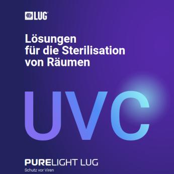 UV-C-Leuchten