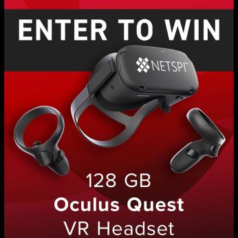128 GB Oculus Quest VR Headset