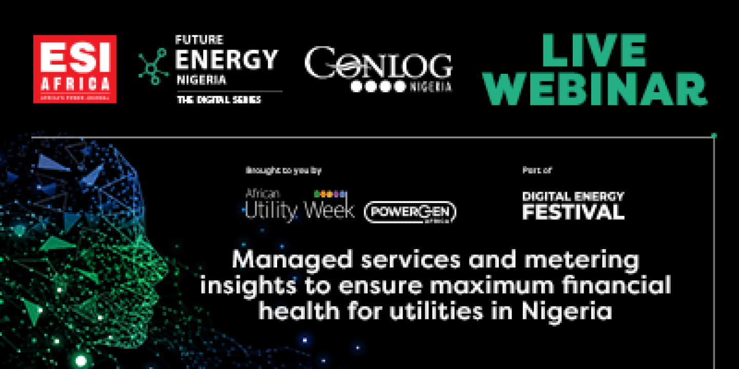 WATCH ON-DEMAND: Managed services and metering insights to ensure maximum financial health for utilities in West Africa