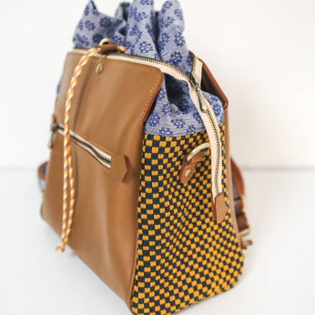 Leonor Backpack in Sunset
