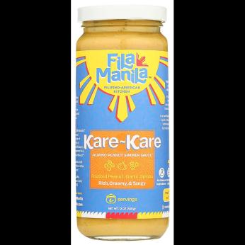 Kare Kare Filipino Peanut Simmer Sauce & Marinade