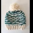 Kid's Reversible Pompom Hat