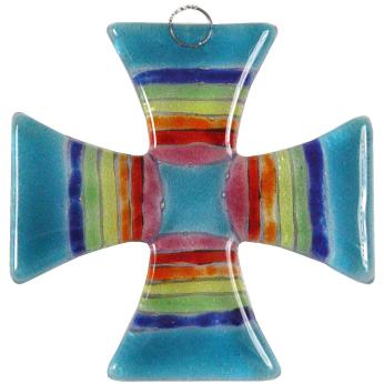 Glass Cross Malta