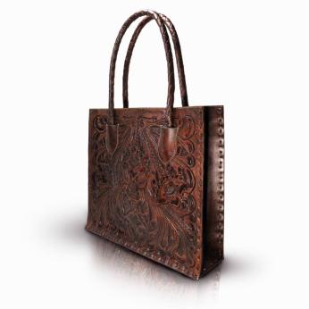 Cozumel Leather bag