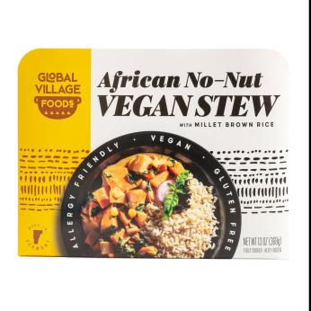 African No-Nut Vegan Stew