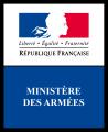 MINISTERE DES ARMEES