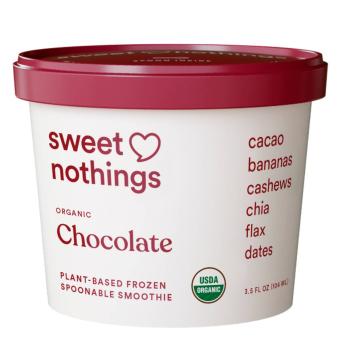 Sweet Nothings Chocolate Spoonable Smoothie