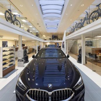 BMW Gregoir  (Jette/Belgium)