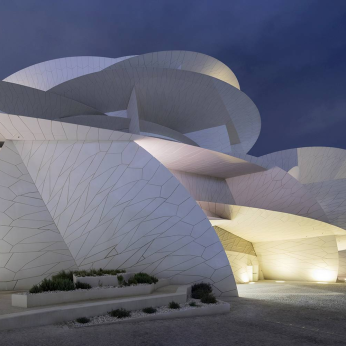 National Museum of Qatar, Doha/Qatar