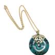Tola Medallion Necklace