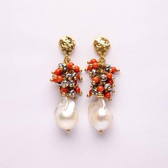 Mazzo Earrings
