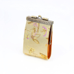 Card Holders (Brocade Fabric with Butterfly or Dragonfly pattern)