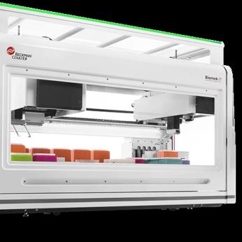 Biomek i7 Automated Workstation