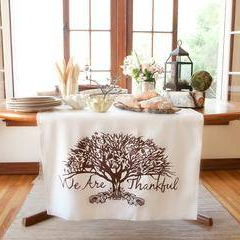 Thankful Table Banner