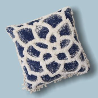 Flower Decorative Cushion