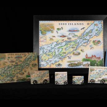 XPLORER MAP Collections