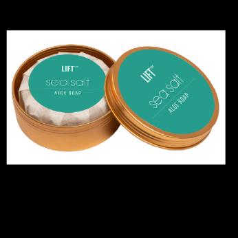 4 oz. Signature Aloe Bath Soaps Sea Salt