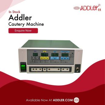 Addler Cautery Machine with Bipolar, Monopolar and TURP