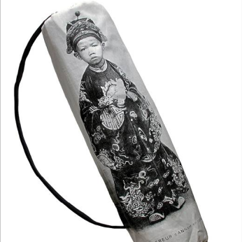 Yoga Mat Bag-  Empereur D'Annam, Duy Tan / Boy Emperor