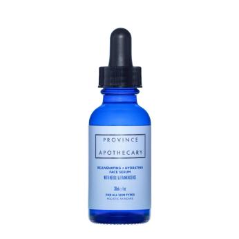 Rejuvenating + Hydrating Serum, 30ml + 7ml