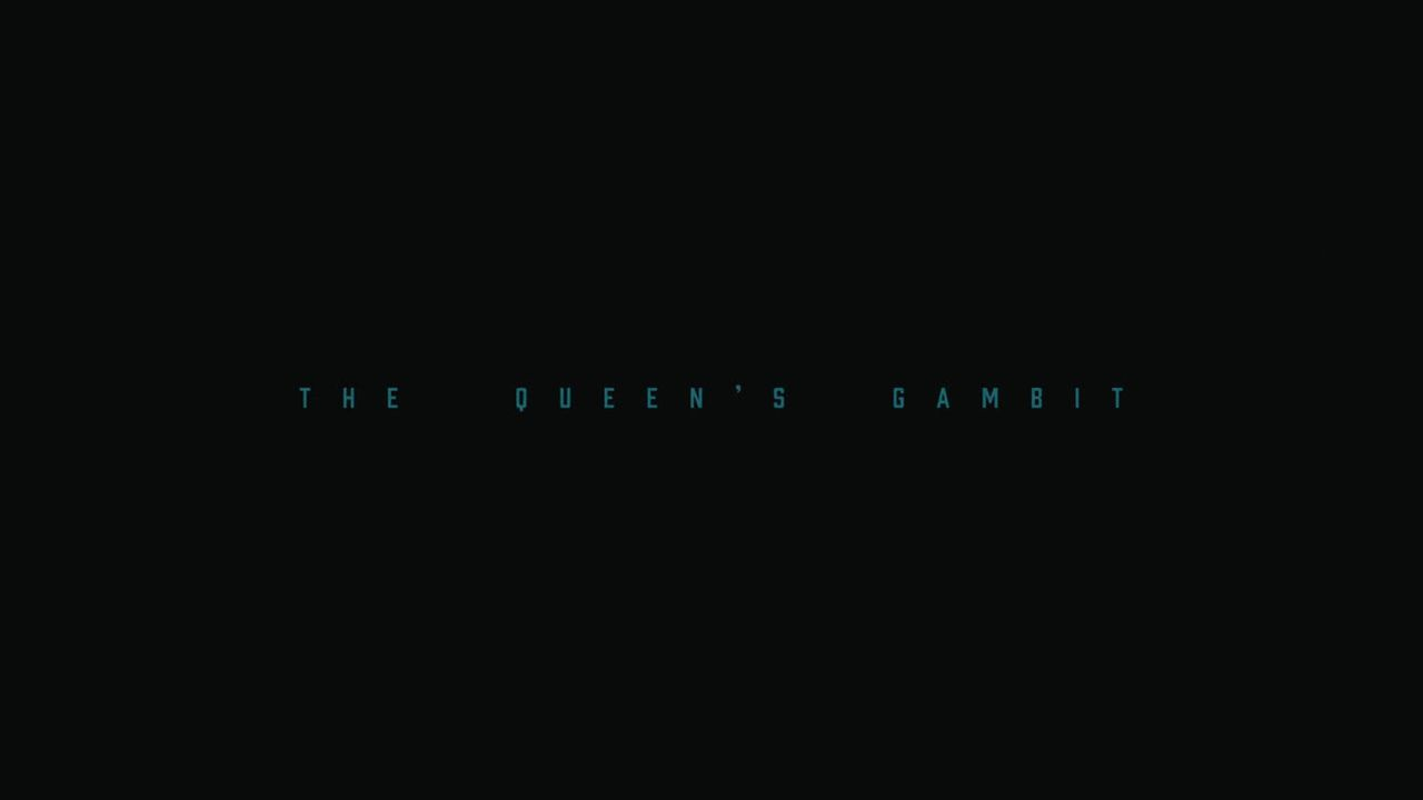 The Queen's Gambit Title Sequence
