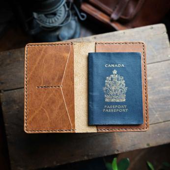 The Voyager - Passport Wallet