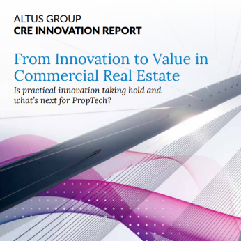 Commercial Real Estate Innovation Report 2020
