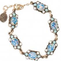 Gemma Opalescent Bracelet